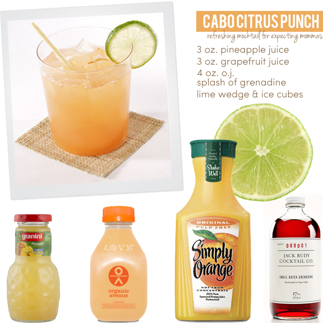 cabo citrus punch