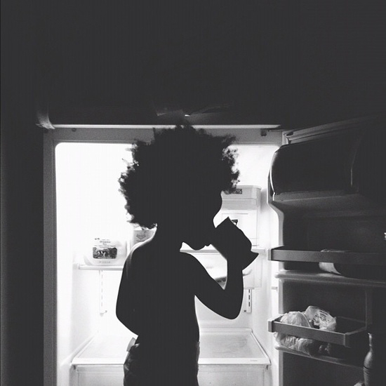 baby refrigerator
