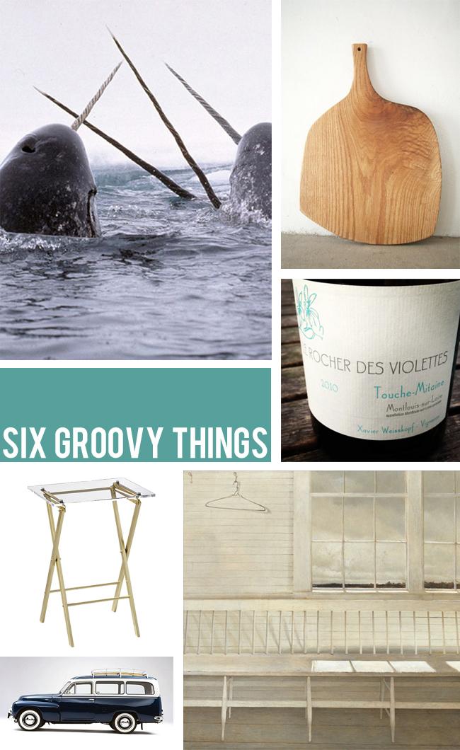 6 Groovy Things