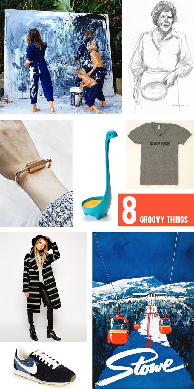 8 Groovy Things