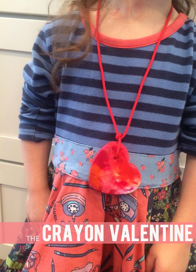 My Crayon Valentine