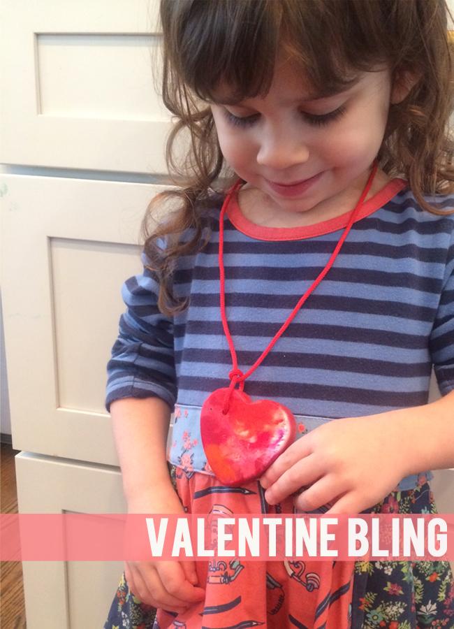 Valentine Bling