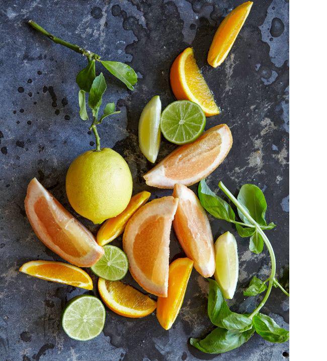 citrus scents