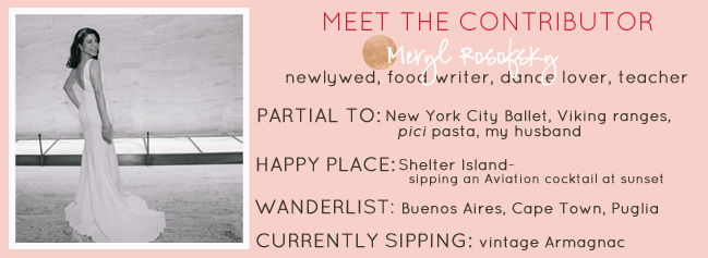 Meet Our Contributor Meryl Rosofsky